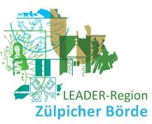 Logo der Leader Region Zülpischer Börde