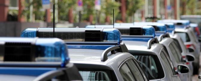 Polizei bietet Sicherheit