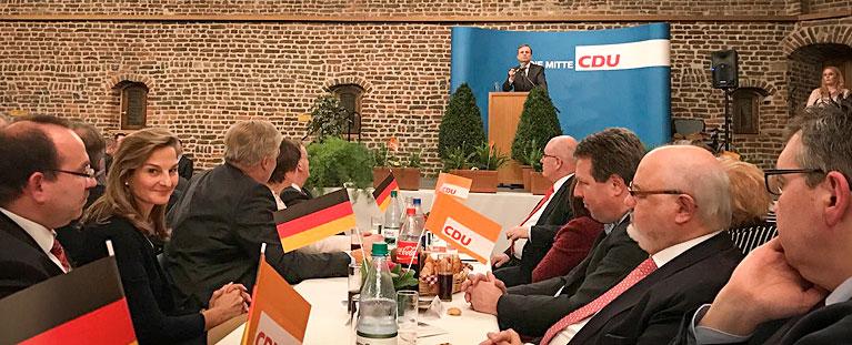 CDU Neujahrsempfang