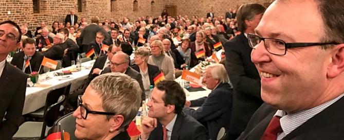 CDU Düren Jülich Neujahrsempfang