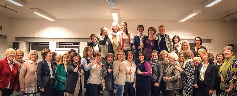 Patricia Peill Kreisvorsitzende der CDU Frauenunion Kreis Düren Jülich