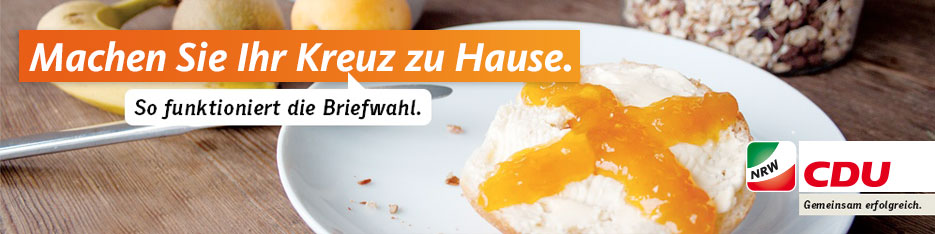 Briefwahl Landtagswahlen NRW Düren Jülich