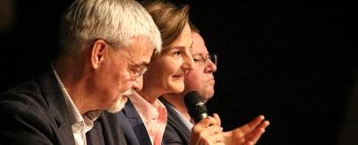 Podiumsdiskussion UWG Jül KuBa Jülich