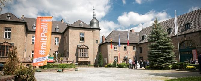 Schloss Nörvenich #mitPeill