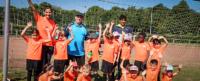 Patricia Peill (MdL) Fußball Sommer Camp Jülich 19