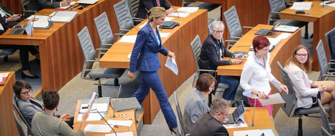 Dr. Patricia Peill Landtag Düsseldorf