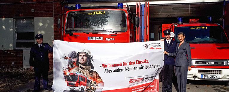 Feuerwehr Jülich-Barmen