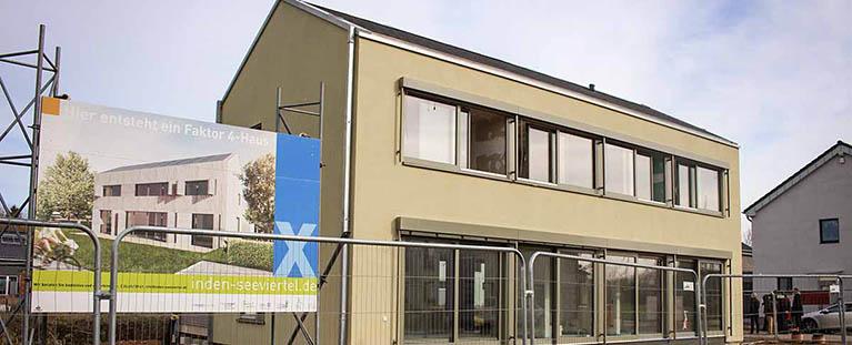 Factor X Haus