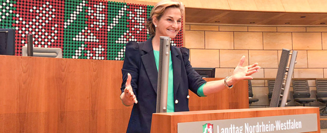 Dr. Patricia Peill. Foto: Pressestelle PP