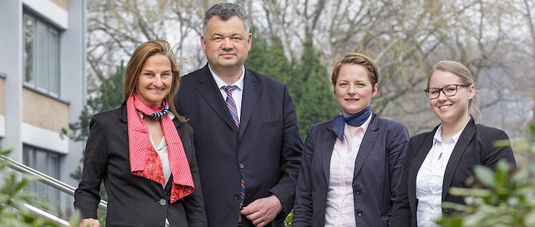 Besuch Dr.Patricia Peill,MdL, im Forschungszentrum Jülich. Foto: FZJ