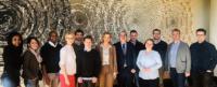 Junge Union des Kreises Düren besucht Patricia Peill im Landtag. Foto: PPP