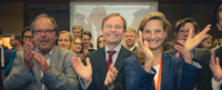 Wahlabend NRW Landtagswahl 2017