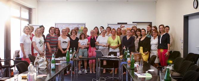 1. Frauenforum im Technologiezentrum Jülich mit Patricia Peill MdL