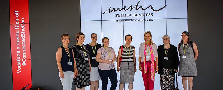 Female Business Patricia Peill