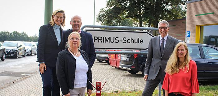 Primusschule Titz
