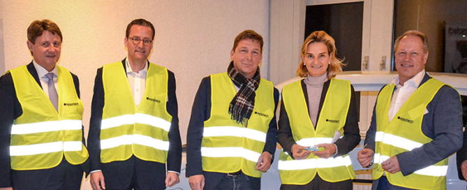 Besuch mitPeill bei epsotech in Jülich - Kirchberg